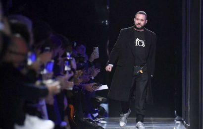 Kim Jones, nuevo director artístico de Fendi – Kim Jones en Fendi